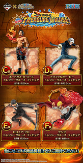 一番賞《航海王ONE PIECE》航海王 with ONE PIECE TREASURE CRUISE(一番くじ ワンピース with ONE PIECE TREASURE CRUISE)