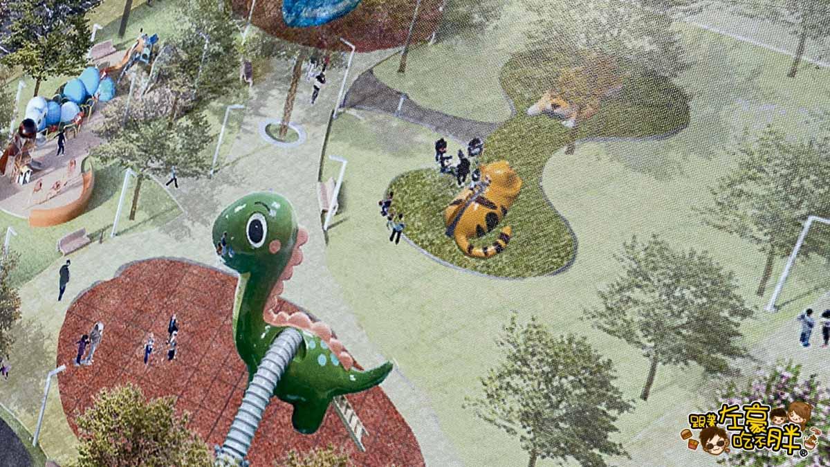 屏東蘭州街特色公園-屏東親子旅遊-7