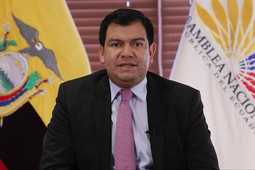 CADENA NACIONAL - PRESIDENTE DE LA ASAMBLEA NACIONAL, CÉSAR LITARDO. QUITO, 17 DE MAYO 2020