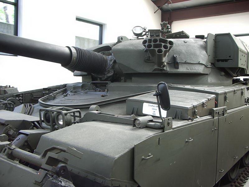 Chieftain Mk11 2