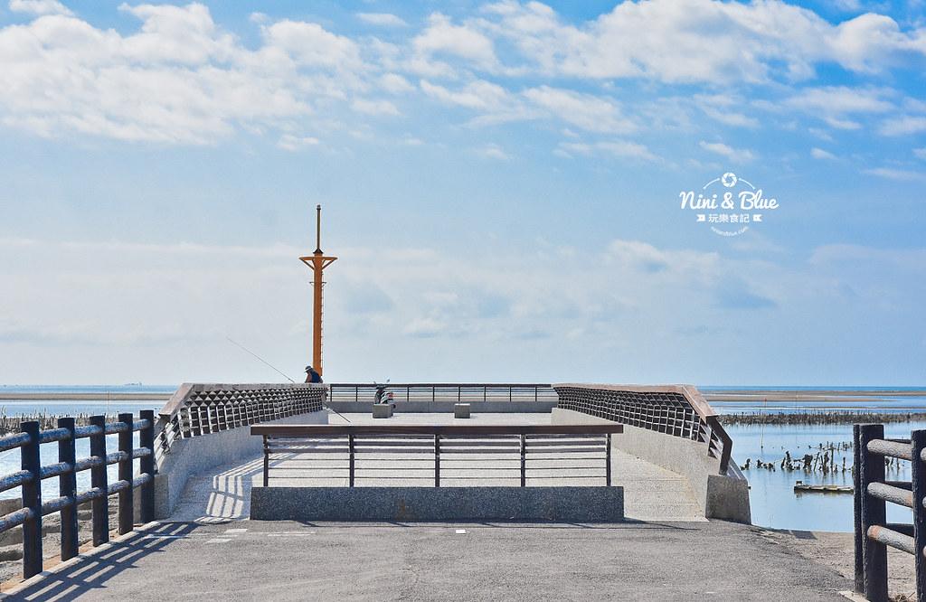 新竹景點 17公里 海山漁港觀海平台玩沙04
