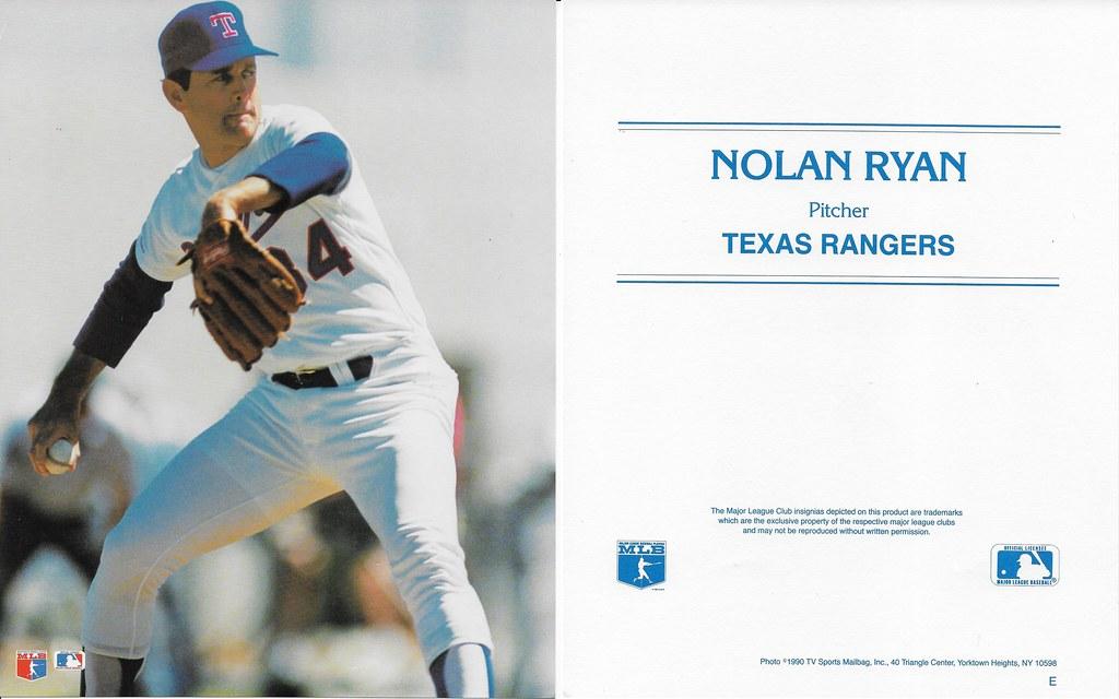 1990 TV Sports Mailbag - Ryan, Nolan E