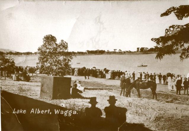 Lake Albert, c.1910