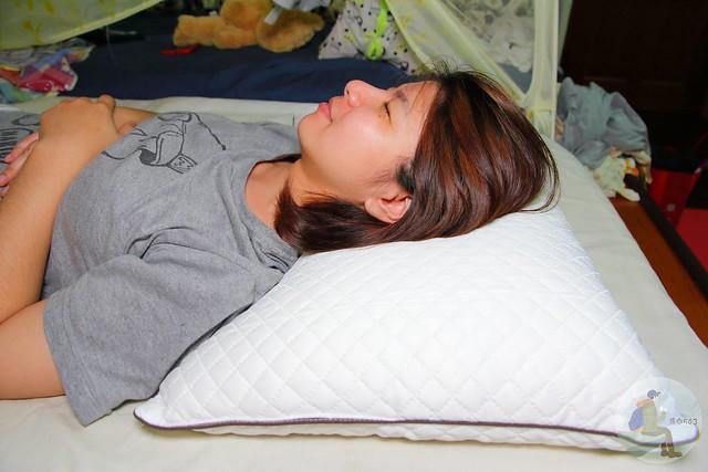 德瑞克名床棉柔雲端枕
