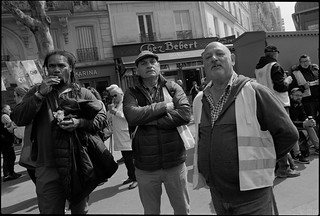 2019 [1] The first anniversary of the French Yellow vest movement 法国黄马甲运动一周年-460