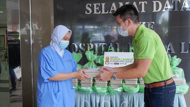 Maxis Hulur Bantuan Untuk Kekalkan Tradisi Ramadan & Beri Inspirasi Positif