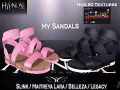HYPNOSE - MY SANDALS WOMEN'S