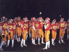 1984-85 Red Devils Scrapbook