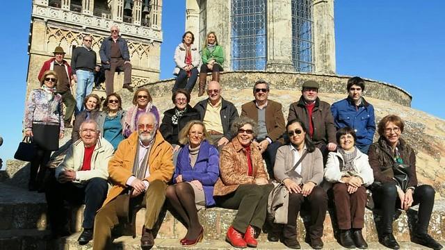 Visitas culturales año 2014