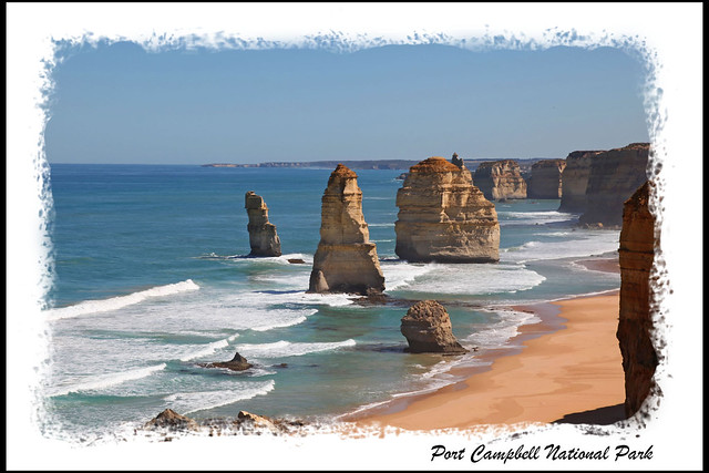 Day 49: Get away to Port Campbell National Park