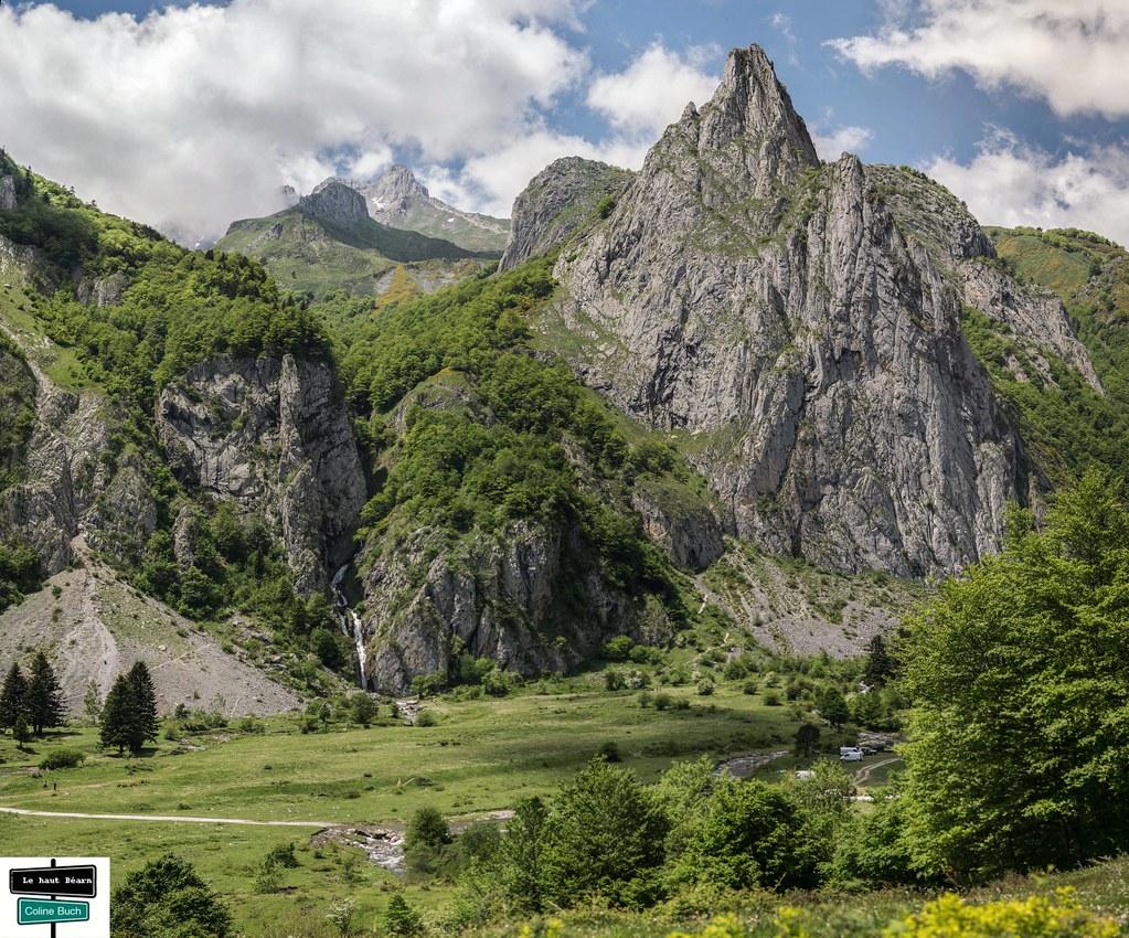 Plateau de Sanchèse panoramique