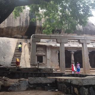 Tempietto grotta di Mammalpuram