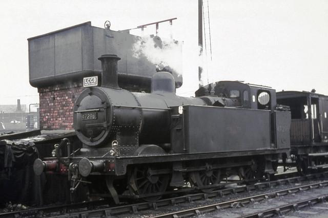 47298 at Sutton Oak (St Helens)