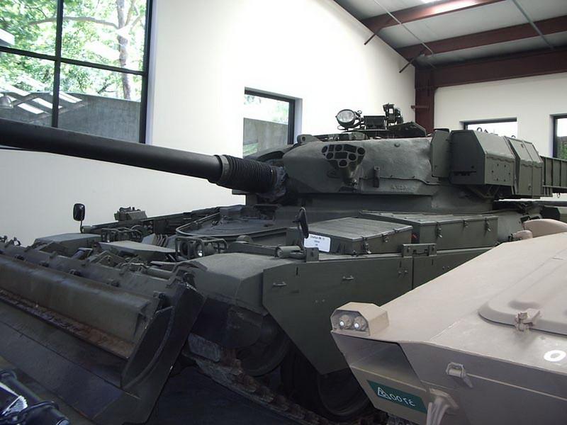 Chieftain Mk11 1