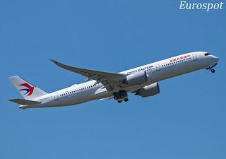 F-WZNU Airbus A350 China Eastern