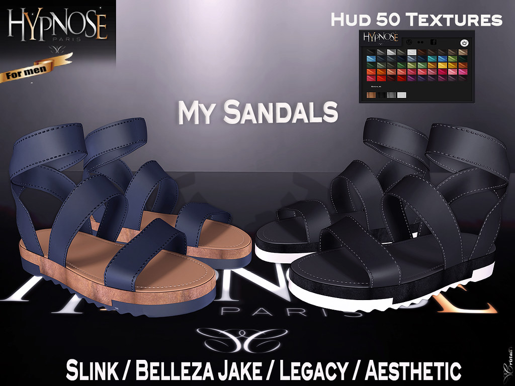 HYPNOSE MEN – MY SANDALS MEN'S