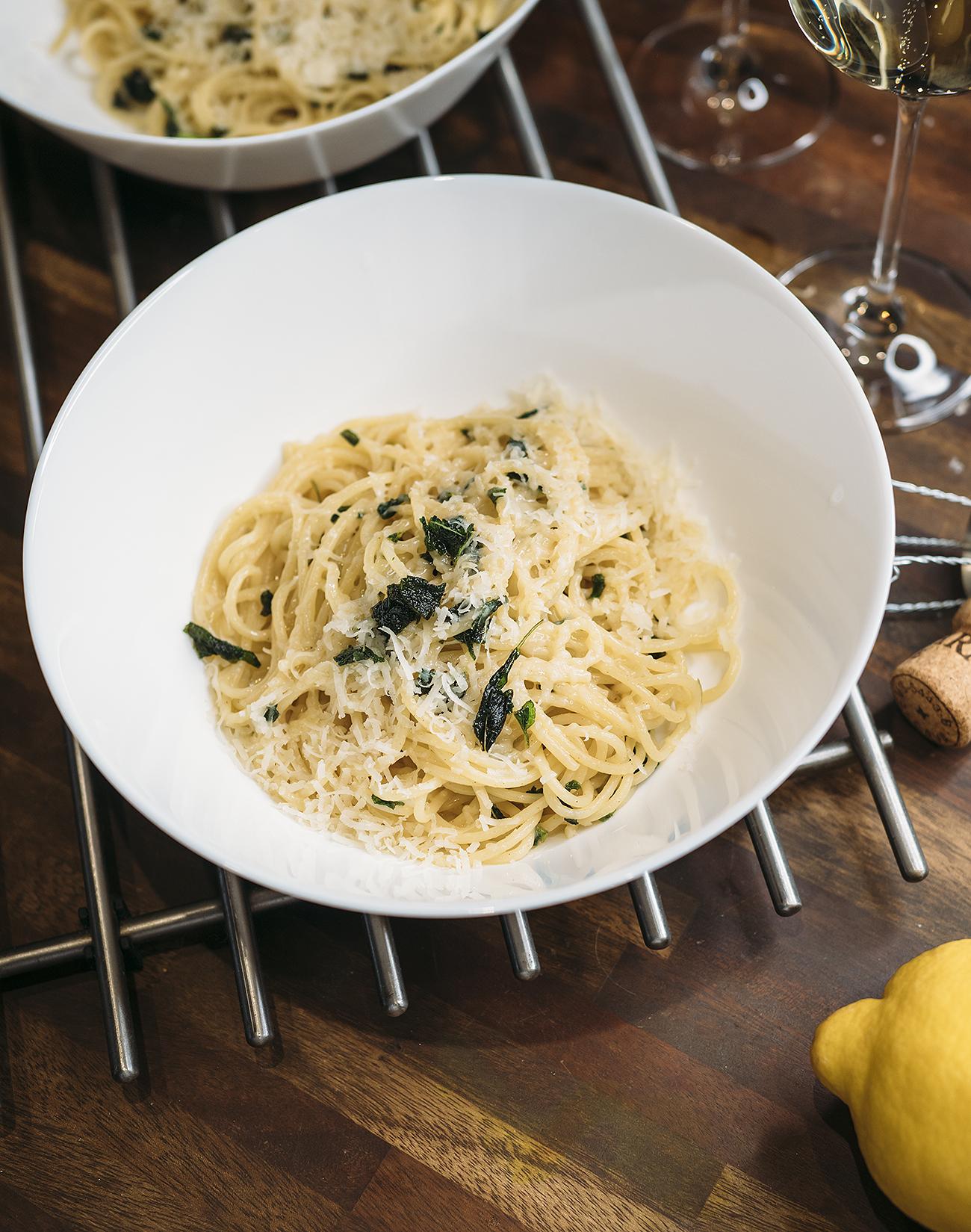 pasta reseptit
