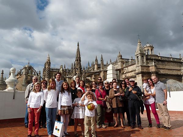 Visitas culturales año 2013