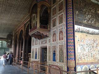 Palazzo del raja Tipu