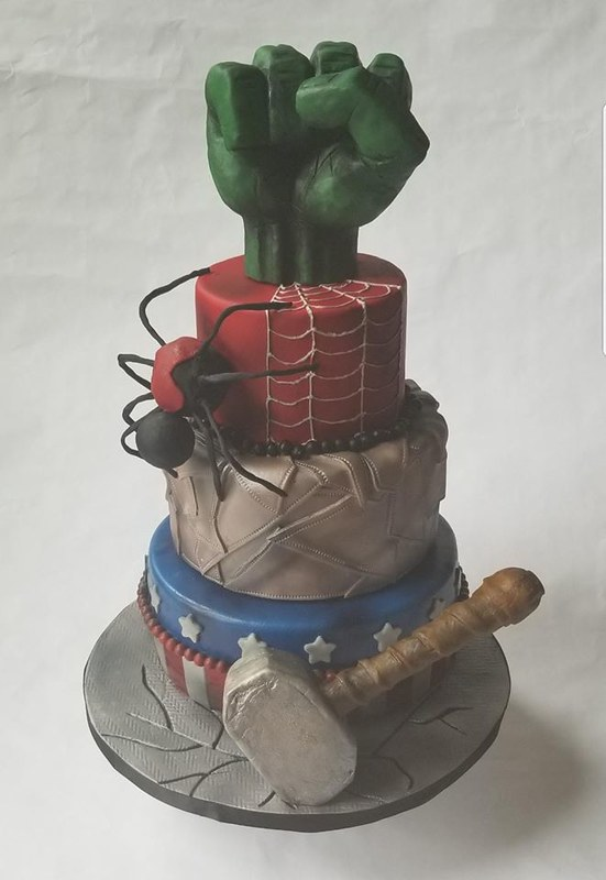 Cake by Patty Cake Bakery
