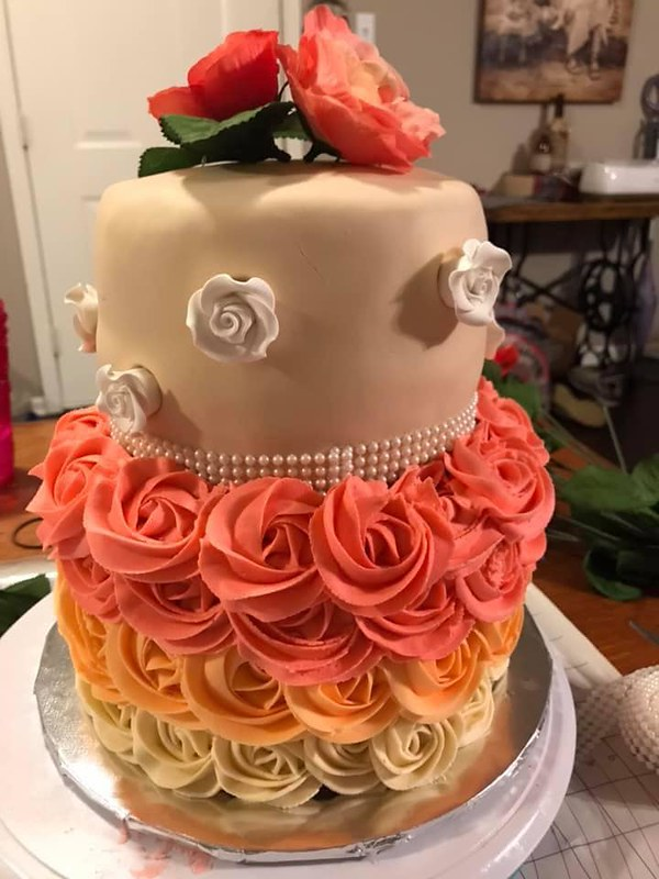 Cake by Busy Bees Sweets & Treats