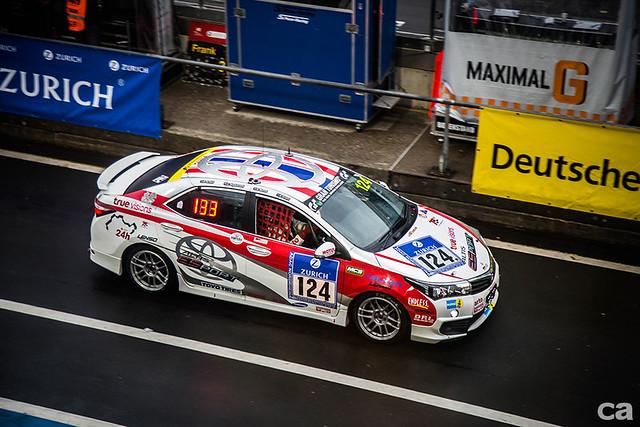 什麼車都可以下去Nurburgring繞個幾圈,甚至只要符合賽車安全規範,泰國生產的Altis也可以直接下場參賽。