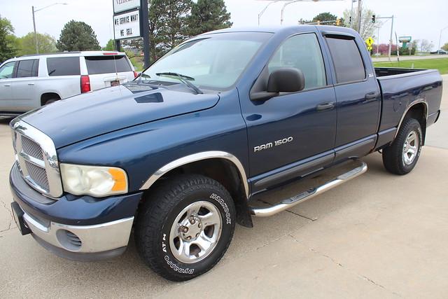 2002 Dodge Ram 1500 4X4