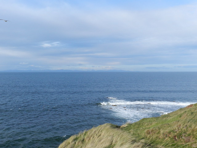 Moray Firth from Burghead, March 2020