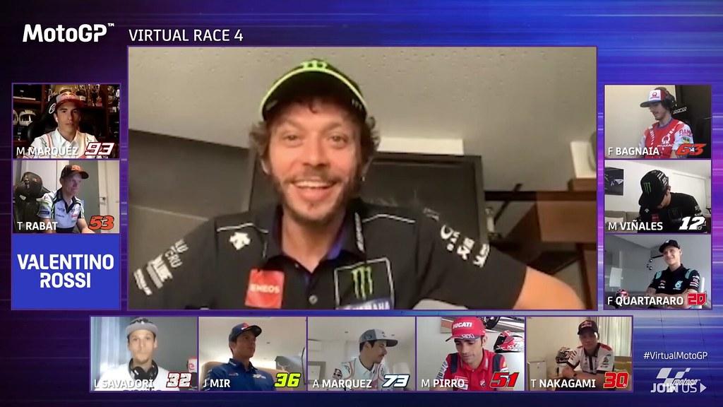 MotoGP Virtual Race San Marino VR46
