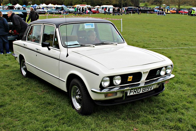 182 Triumph Dolomite Sprint (1980) FRD 819 V