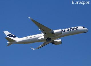 F-WZGV Airbus A350 Finnair