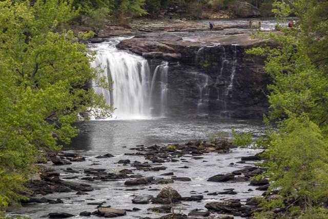 Little River Falls, Little River Canyon National Preserve, Dekalb County, Alabama 3