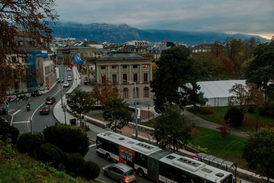 Швейцария: Женева