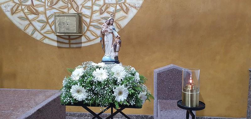 Mês de Nossa Senhora no Santuário São Judas Tadeu