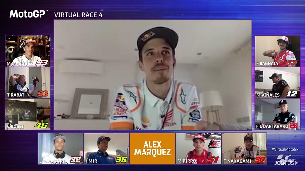 MotoGP Virtual Race San Marino AM73