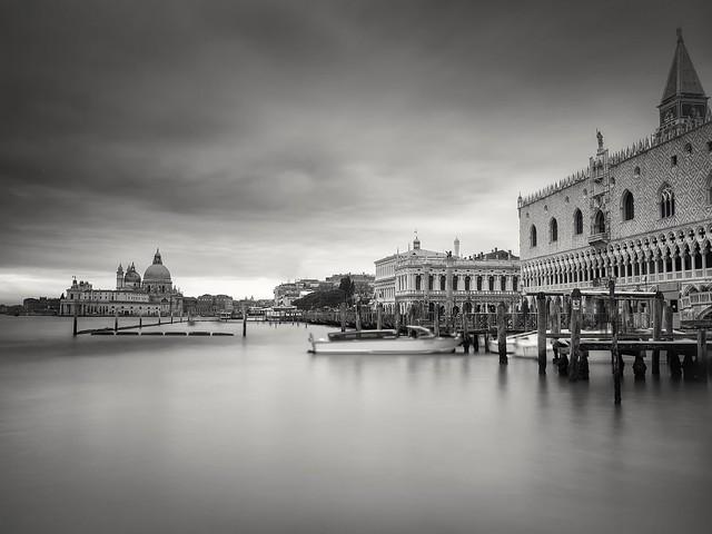 long exposure at Venice