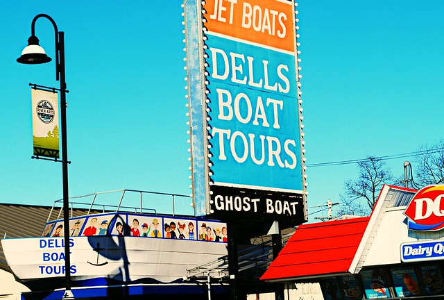 Wisconsin Dells Boat Tours