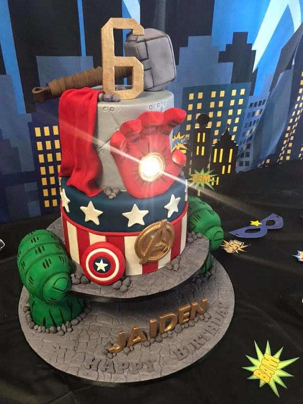 Cake by Beck Steve Xuereb