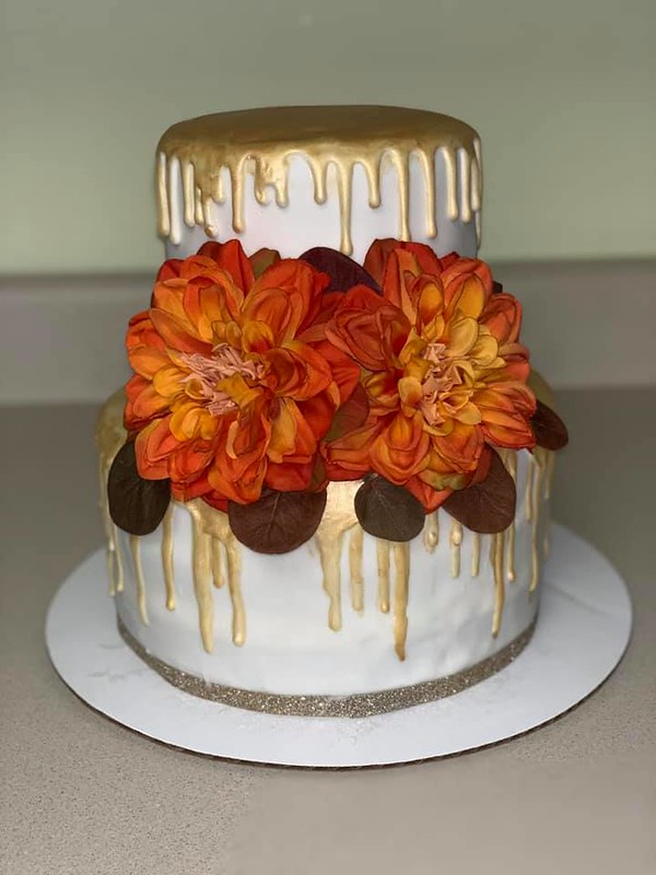 Cake by The Cake Plate