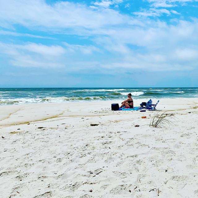 Johnsons Beach 2020, our private slice of heavan