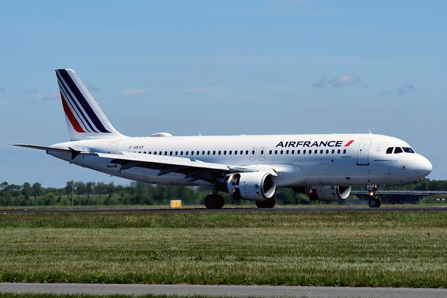 F-GKXY A320-214 cn 4105 Air France 200517 Schiphol 1002