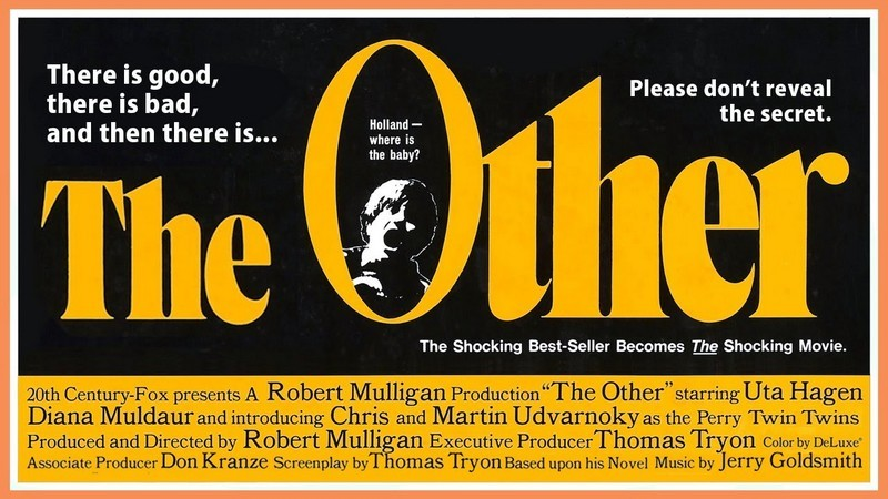 Affiche du film L'Autre (The Other, Robert Mulligan, 1972)