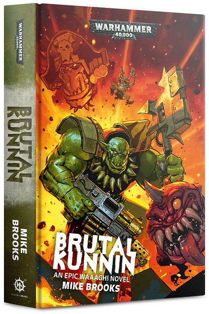 Майк Брукс «Брутальное коварство» | Brutal Kunnin' by Mike Brooks