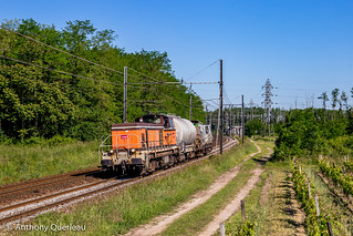 18 mai 2020 BB 63919 Train 815447 Bordeaux-Hourcade -> Langon Podensac (33) | by Anthony Querleau