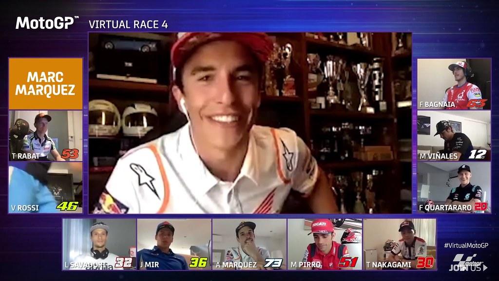 MotoGP Virtual Race San Marino MM93