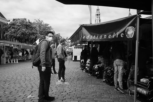 market in covid times