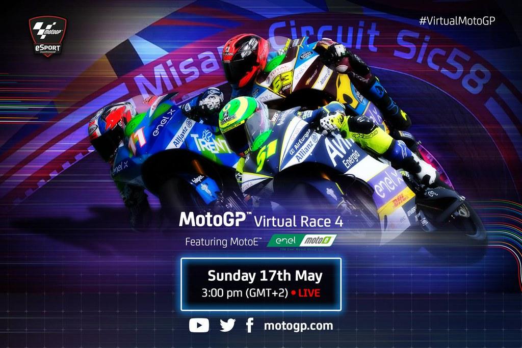 MotoE Virtual Race