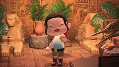 ACNH Classic Lara Croft 1