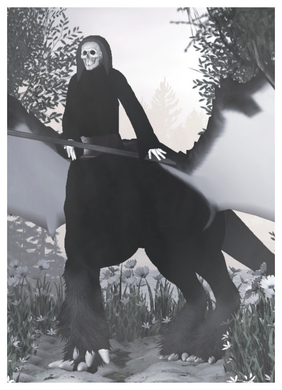 The Great Centaur Gallery - Tabbicatt Dustwalker