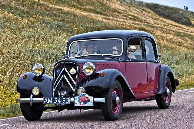 Citroën 11 BL Légère Traction Avant 1952 (7393)